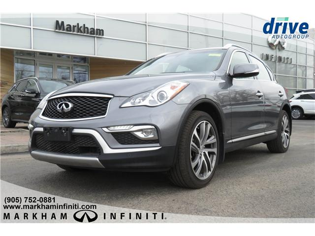 2017 Infiniti QX50 Base (Stk: P3182) in Markham - Image 1 of 27