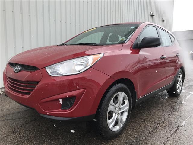 2011 Hyundai Tucson GL (Stk: N279A) in Charlottetown - Image 1 of 20
