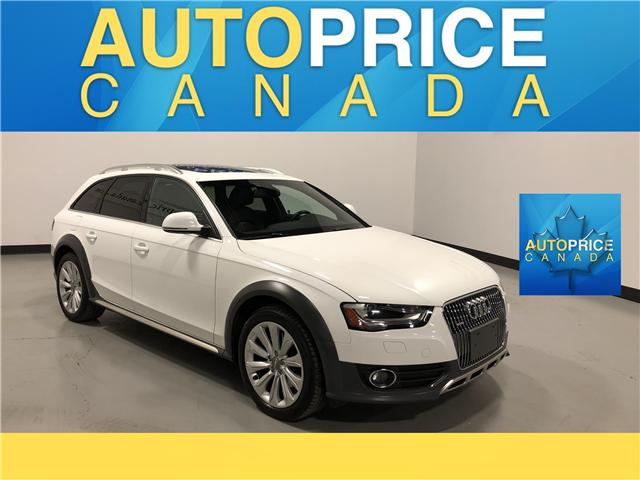 2015 Audi A4 allroad 2.0T Komfort (Stk: W0249) in Mississauga - Image 1 of 25