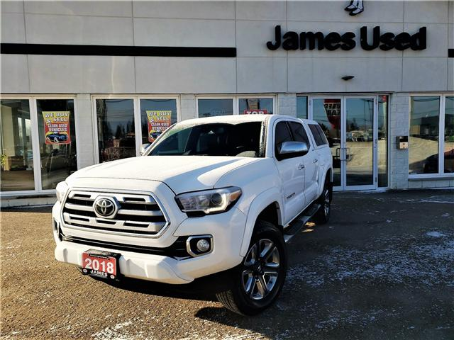 2018 Toyota Tacoma Limited (Stk: N18494) in Timmins - Image 1 of 10