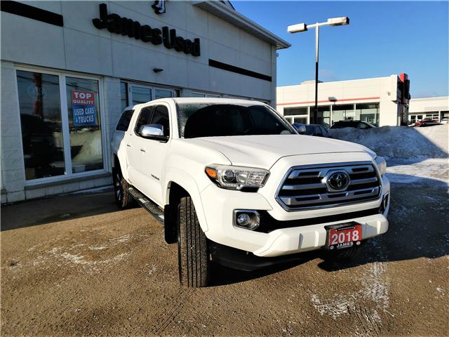 2018 Toyota Tacoma Limited (Stk: N18494) in Timmins - Image 2 of 10