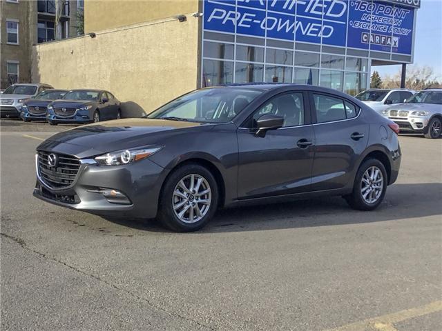 2018 Mazda Mazda3 GS (Stk: K7814) in Calgary - Image 1 of 24