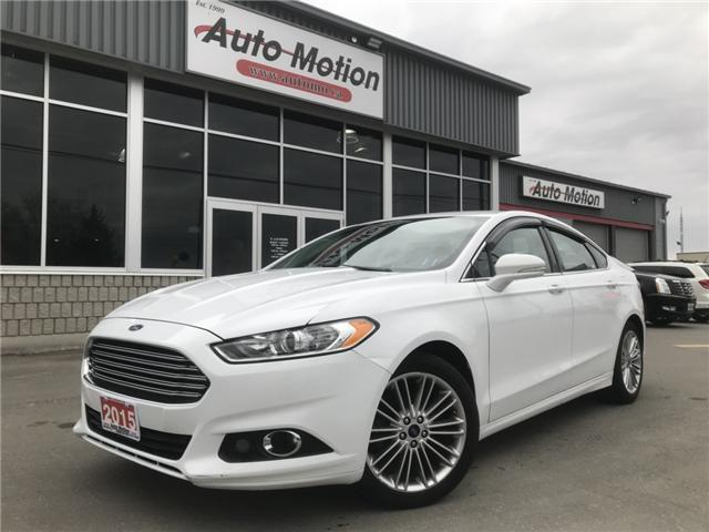 2015 Ford Fusion SE (Stk: 19368) in Chatham - Image 1 of 21