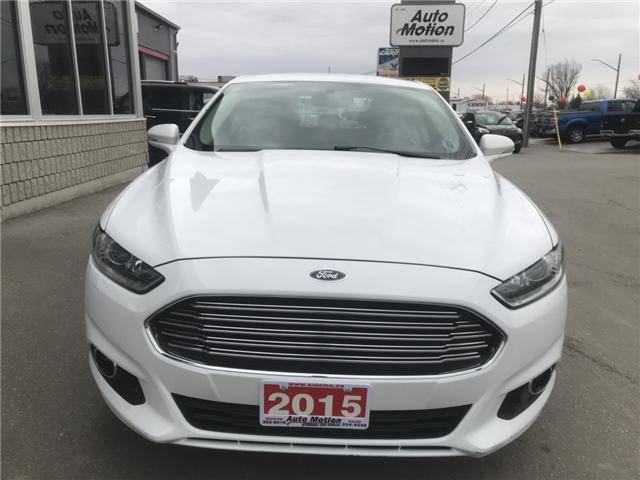 2015 Ford Fusion SE (Stk: 19368) in Chatham - Image 5 of 21