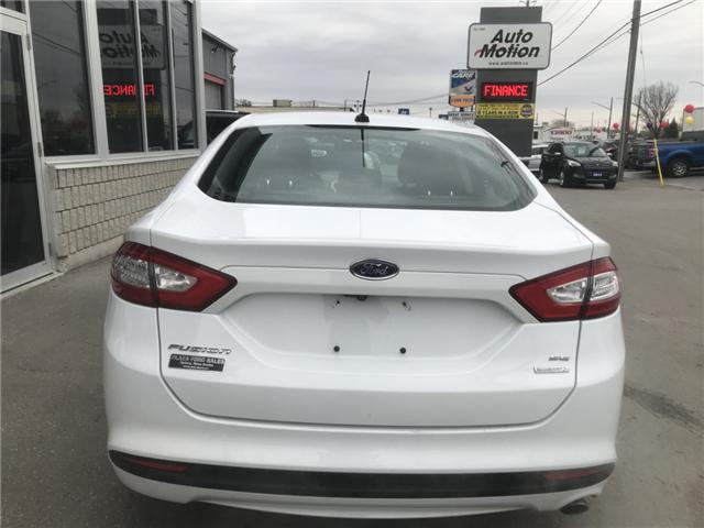 2015 Ford Fusion SE (Stk: 19368) in Chatham - Image 6 of 21