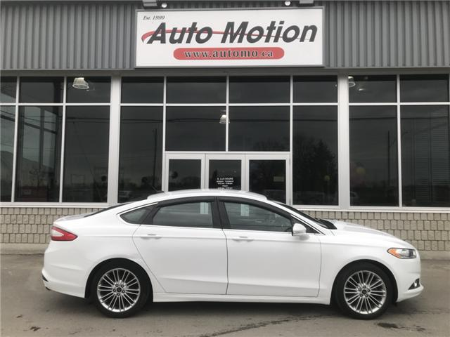 2015 Ford Fusion SE (Stk: 19368) in Chatham - Image 3 of 21