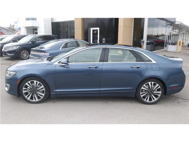2019 Lincoln MKZ Reserve (Stk: L1129) in Bobcaygeon - Image 1 of 21