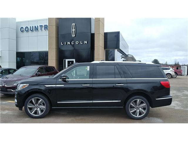 2019 Lincoln Navigator L Reserve (Stk: L1212) in Bobcaygeon - Image 1 of 30