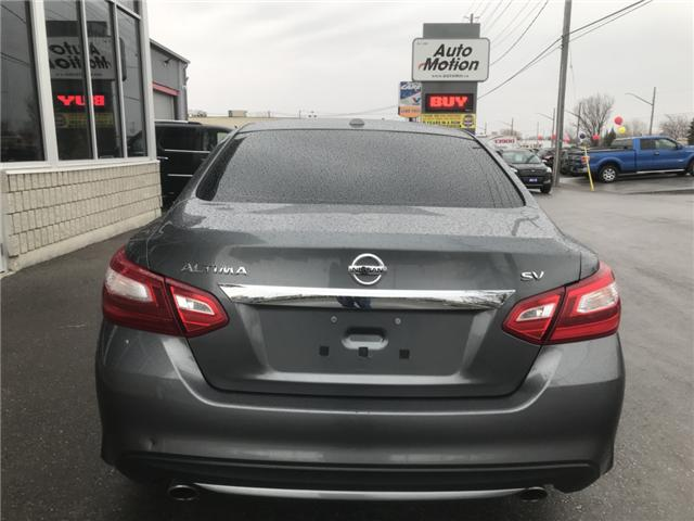 2016 Nissan Altima  (Stk: 19408) in Chatham - Image 5 of 17