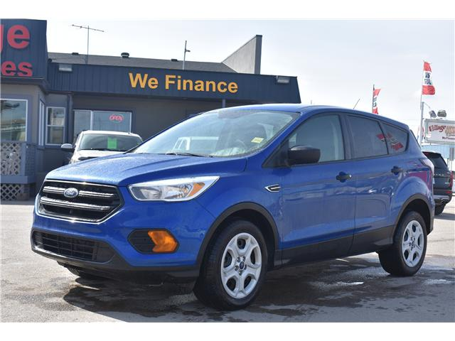 2017 Ford Escape S (Stk: P35969) in Saskatoon - Image 1 of 25