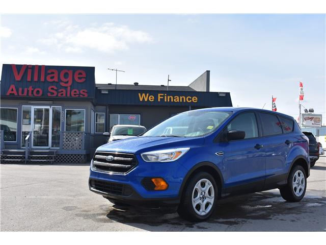 2017 Ford Escape S (Stk: P35969) in Saskatoon - Image 2 of 25