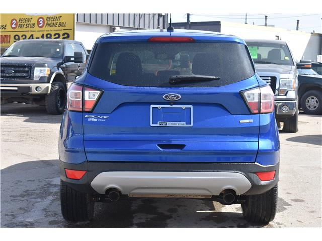 2017 Ford Escape S (Stk: P35969) in Saskatoon - Image 8 of 25