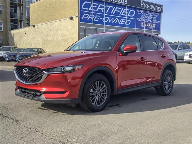 2018 Mazda CX-5 GS (Stk: K7765) in Calgary - Image 1 of 21