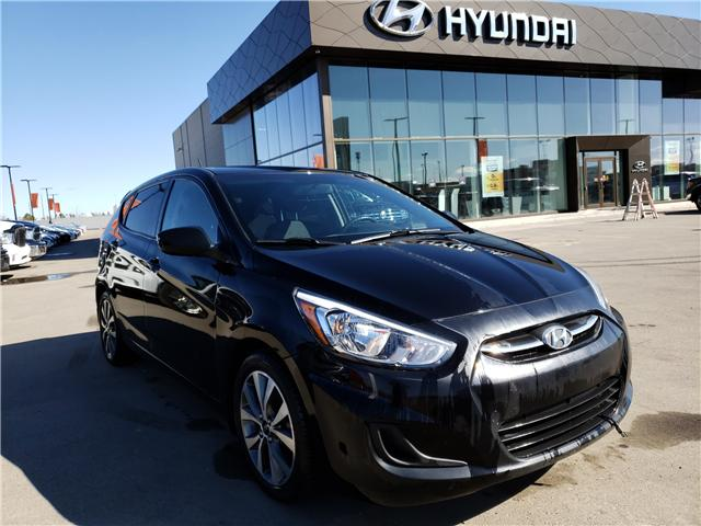 2017 Hyundai Accent SE (Stk: H2380A) in Saskatoon - Image 1 of 17