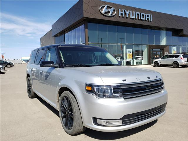 2019 Ford Flex Limited (Stk: H2381) in Saskatoon - Image 1 of 18