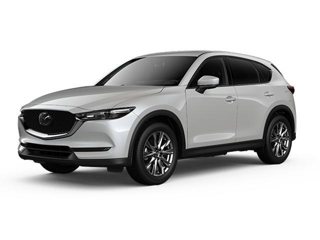 2019 Mazda CX-5 Signature (Stk: 620392) in Victoria - Image 1 of 7