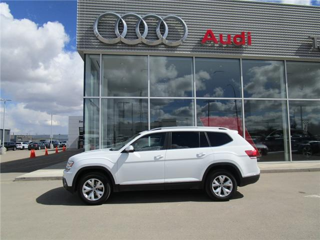 2018 Volkswagen Atlas 3.6 FSI Highline (Stk: 6521) in Regina - Image 2 of 24