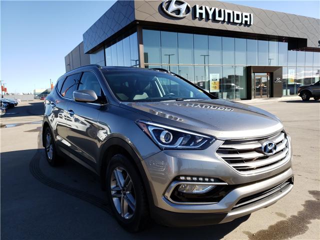 2017 Hyundai Santa Fe Sport 2.4 Luxury (Stk: 29153A) in Saskatoon - Image 1 of 18