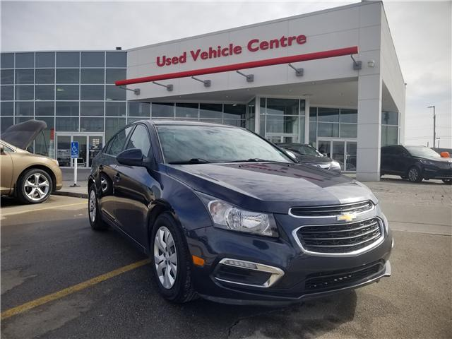 2015 Chevrolet Cruze 1LT (Stk: 2190412B) in Calgary - Image 1 of 23