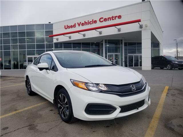 2015 Honda Civic EX (Stk: 2190807A) in Calgary - Image 1 of 27