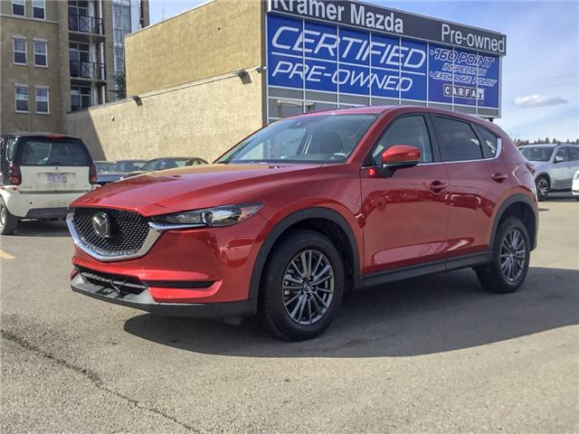 2018 Mazda CX-5 GX (Stk: K7762) in Calgary - Image 1 of 31