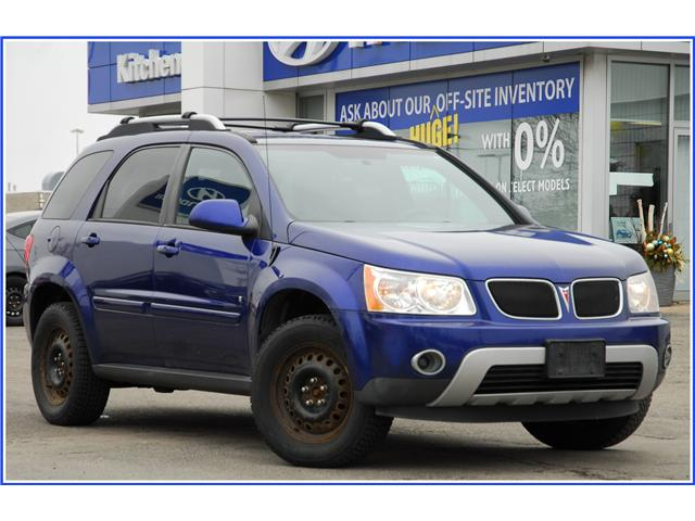 2006 Pontiac Torrent  (Stk: 58374AZ) in Kitchener - Image 2 of 11