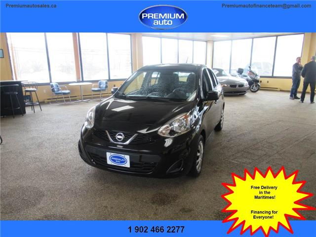 2015 Nissan Micra SV (Stk: 254651) in Dartmouth - Image 1 of 22