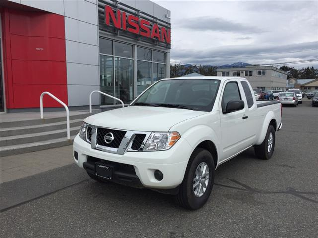 2019 Nissan Frontier SV (Stk: N97-7220) in Chilliwack - Image 1 of 17