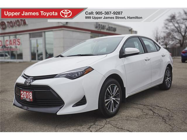 2018 Toyota Corolla LE (Stk: 78945) in Hamilton - Image 1 of 20