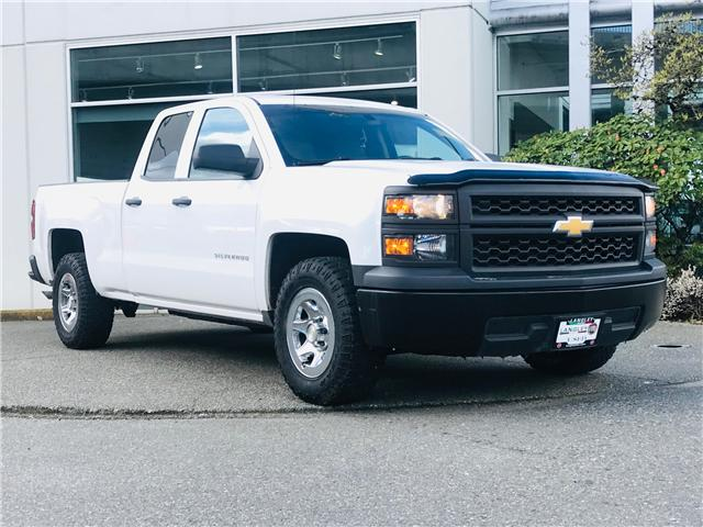 2014 Chevrolet Silverado 1500 1WT (Stk: LF008840AA) in Surrey - Image 2 of 10