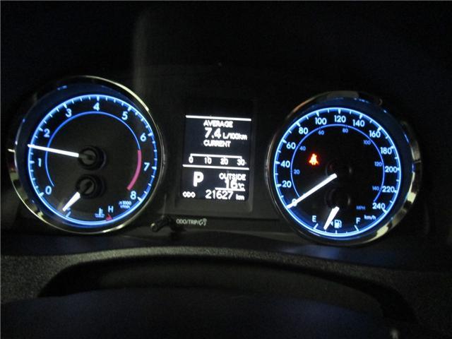2019 Toyota Corolla LE (Stk: F170637 ) in Regina - Image 17 of 30