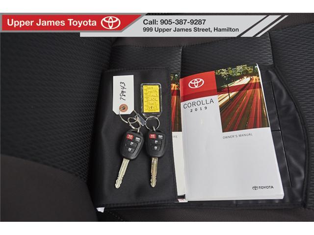 2019 Toyota Corolla LE (Stk: 78943) in Hamilton - Image 9 of 20