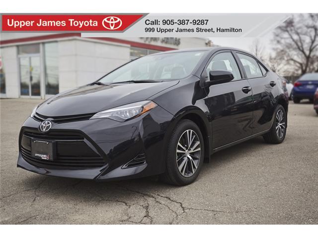 2019 Toyota Corolla LE (Stk: 78943) in Hamilton - Image 1 of 20