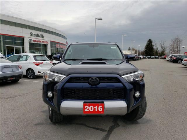 2016 Toyota 4Runner SR5 (Stk: P1772) in Whitchurch-Stouffville - Image 2 of 17