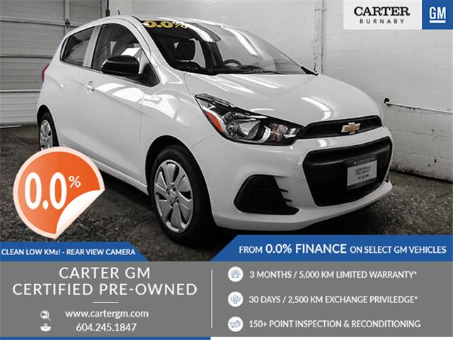 2018 Chevrolet Spark LS CVT (Stk: 49-63171) in Burnaby - Image 1 of 21
