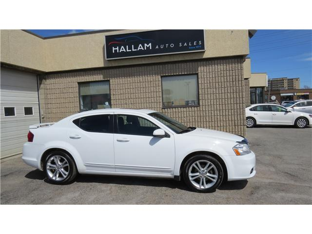 2014 Dodge Avenger SXT (Stk: ) in Kingston - Image 2 of 16