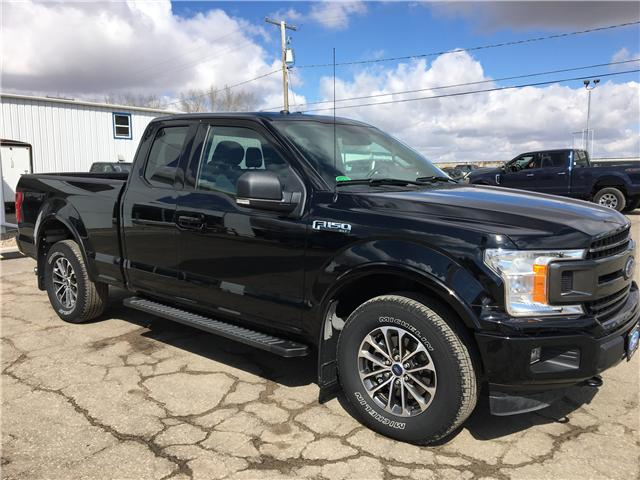 2018 Ford F-150 XLT (Stk: 8U067A) in Wilkie - Image 1 of 20