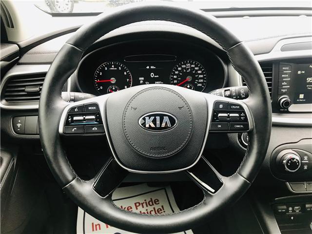 2019 Kia Sorento 2.4L LX (Stk: LF010150) in Surrey - Image 16 of 29