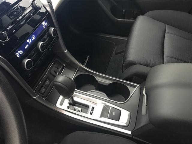 2019 Subaru Ascent Convenience (Stk: 204594) in Lethbridge - Image 19 of 30