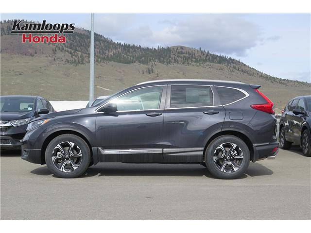 2019 Honda CR-V Touring (Stk: N14282) in Kamloops - Image 3 of 20