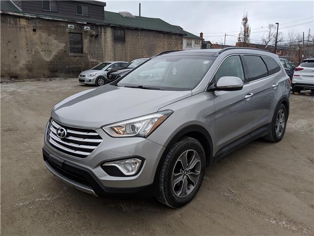 2013 Hyundai Santa Fe XL Luxury (Stk: H4481A) in Toronto - Image 1 of 12