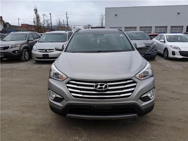 2013 Hyundai Santa Fe XL Luxury (Stk: H4481A) in Toronto - Image 2 of 12