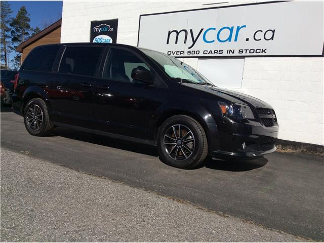 2018 Dodge Grand Caravan GT (Stk: 190357) in Richmond - Image 1 of 20