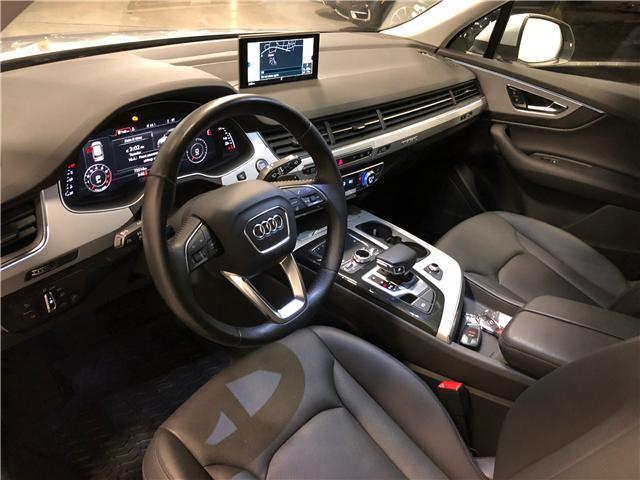 2017 Audi Q7 3.0T Progressiv (Stk: W0222) in Mississauga - Image 10 of 30