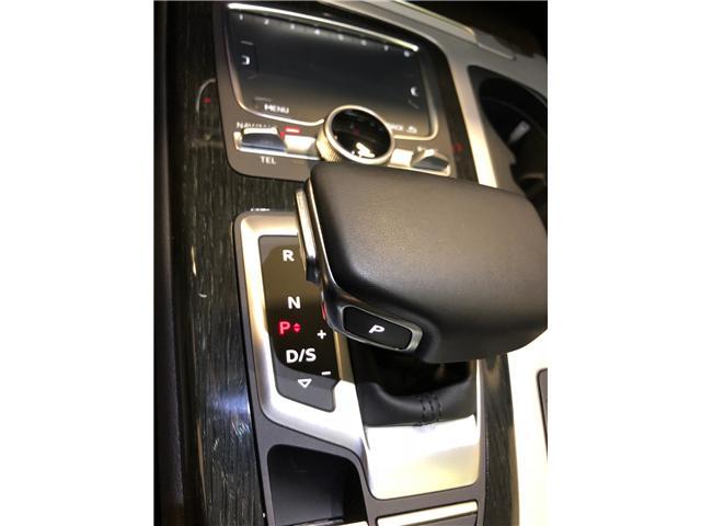 2017 Audi Q7 3.0T Progressiv (Stk: W0222) in Mississauga - Image 16 of 30