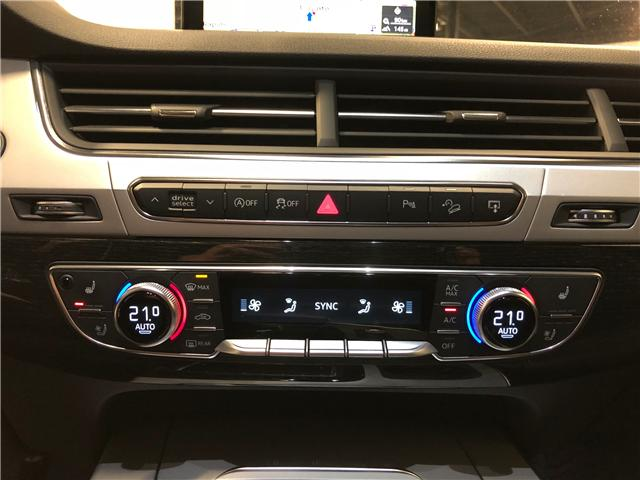 2017 Audi Q7 3.0T Progressiv (Stk: W0222) in Mississauga - Image 18 of 30