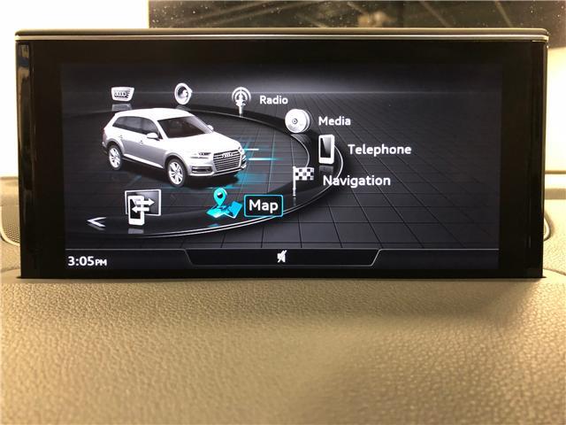 2017 Audi Q7 3.0T Progressiv (Stk: W0222) in Mississauga - Image 19 of 30