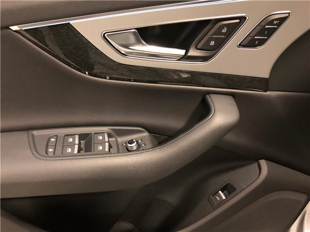 2017 Audi Q7 3.0T Progressiv (Stk: W0222) in Mississauga - Image 22 of 30