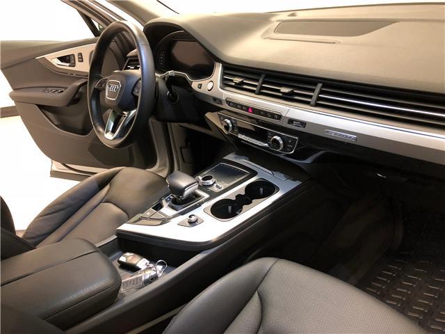 2017 Audi Q7 3.0T Progressiv (Stk: W0222) in Mississauga - Image 25 of 30