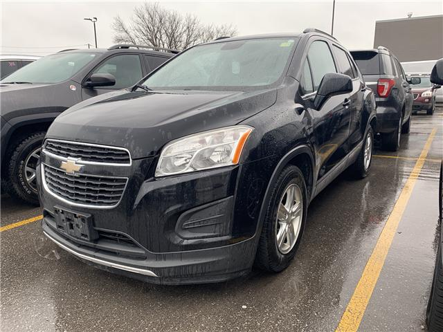 2013 Chevrolet Trax 1LT (Stk: DL114664) in Sarnia - Image 1 of 4